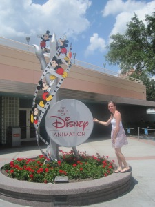 Disney's Hollywood Studios--The art of Animation